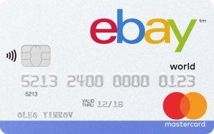 Кредитная карта Тинькофф Ebay - как заказать и оформить, условия, отзывы
