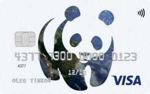 Кредитная карта Тинькофф WWF - узнайте как помогать редким животным